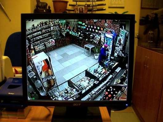 Внутренняя AHD камера видеонаблюдения 1,3 Мп.