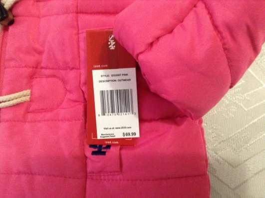 Куртка на девочку ( евро зима) в Екатеринбурге Фото 2