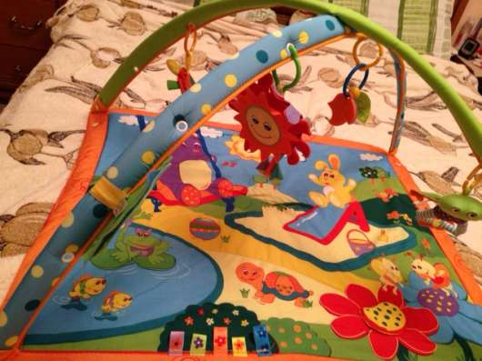 Продам коврик развивающий детский в Москве Фото 2