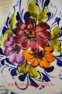 посуда ручной росписи из Португалии