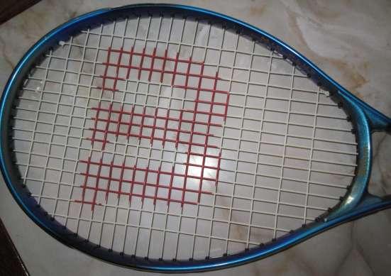 Легендарная теннисная ракетка WILSON EUROPA, ФРГ. в Краснодаре Фото 4