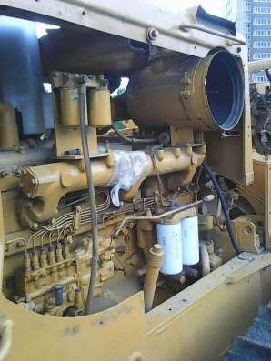 Трубоукладчик Komatsu D 155,