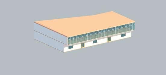 Построить магазин каркас монтаж металлоконструкций, сэндвич в Красноярске Фото 1