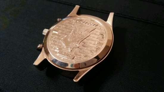 Золотые часы мужские в Омске Фото 4