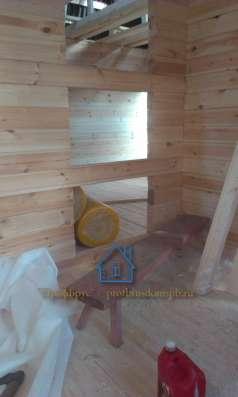 Profbrusdomspb.ru - брусовое домостроение под ключ