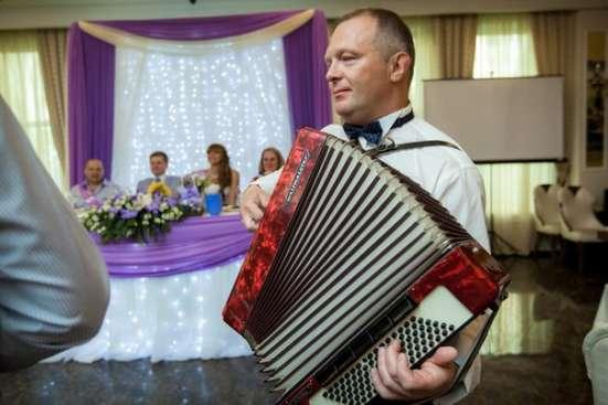 Поющий ведущий на юбилей, тамада на свадьбу, баянист. в Москве Фото 2