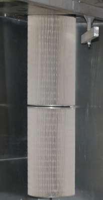 Сменные картриджи для фильтра -рекуператора
