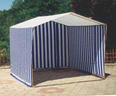 Палатка торговая 2 х 2 м
