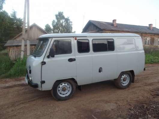 а/м УАЗ 39095