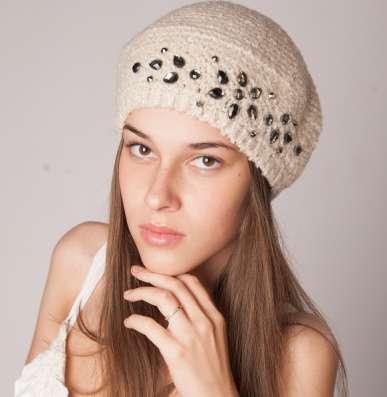 Женские головные уборы из трикотажа от производителя оптом в Москве Фото 2