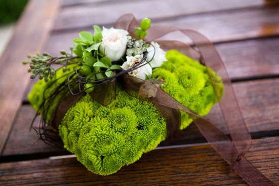 Букеты невесты .Бутоньерки в Нижнем Новгороде Фото 4