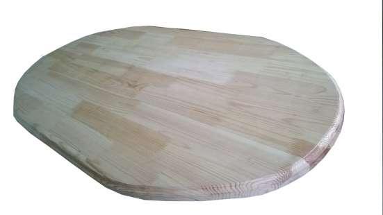 Мебельный щит (круглый) ВВ 28*800*800 в Костроме Фото 2