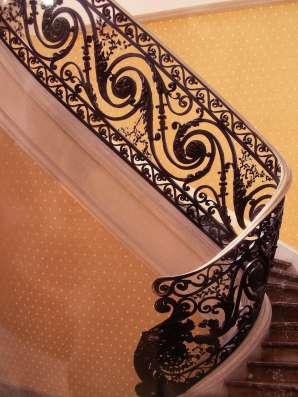Элементы художественной ковки в Новосибирске Фото 4