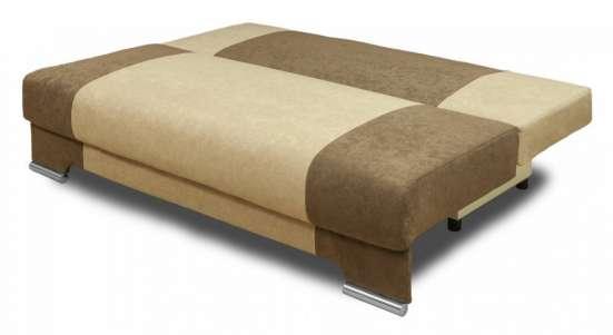 Прямой диван Киви Муд (подушки со съемным чехлом на молнии)