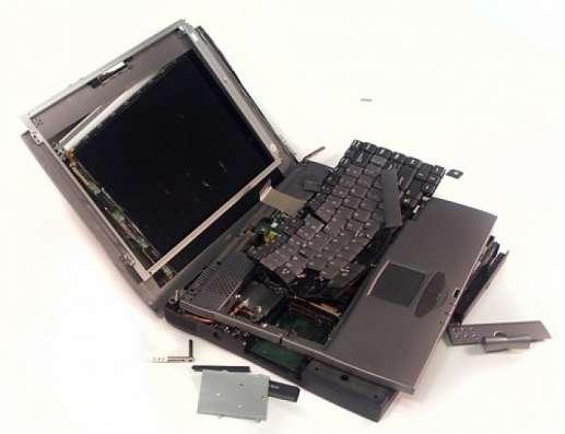 Куплю сломанный, неисправный ноутбук, нетбук