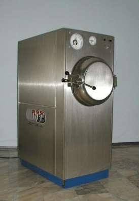 Стерилизатор паровой горизонтальный ГК-100-3.