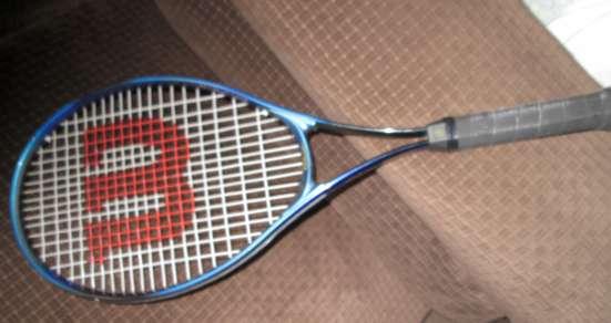 Легендарная теннисная ракетка WILSON EUROPA, ФРГ. в Краснодаре Фото 2
