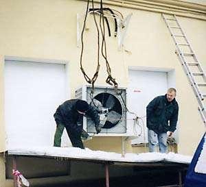Установка сплит-систем в Новороссийске и пригороде. Фото 2