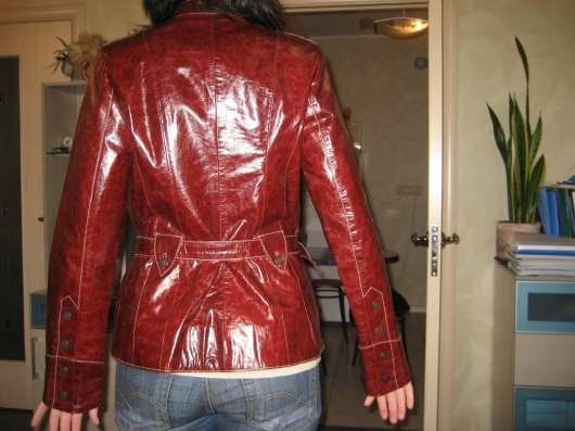 Куртка кожаная новая в Новосибирске Фото 1