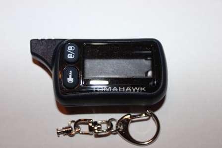 Корпус ЖК брелка Tomahawk TZ9010.Новый.