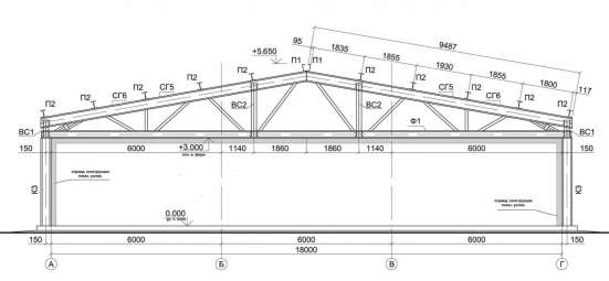 Построить, металлоконструкции, ангара, склада, бокса, монтаж
