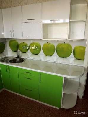 """Кухня """"Яблоко"""""""