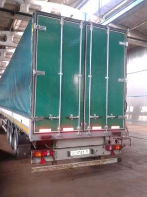 Ворота на грузовой автотранспорт