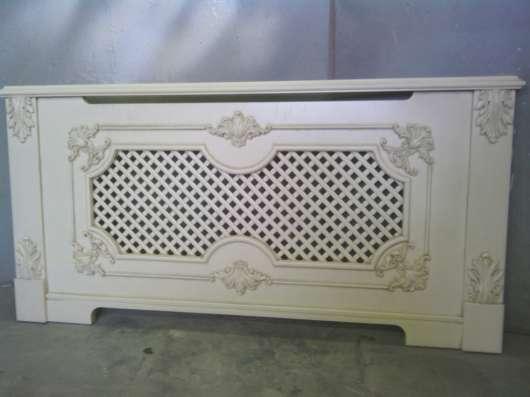 Резной декор для мебели и интерьеров