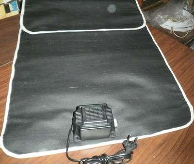коврик для ванной с электрообогревом