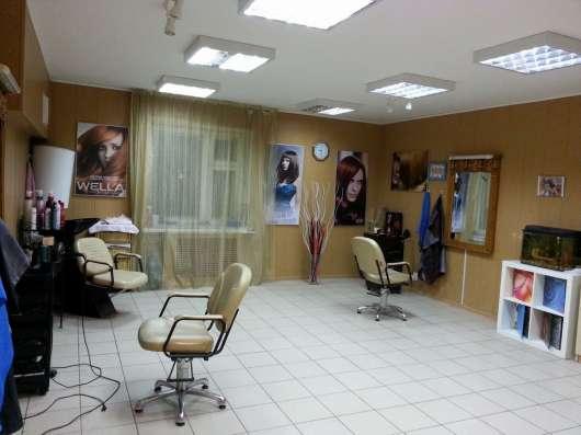Бизнес - салон красоты в Казани.