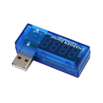 USB тестер тока и напряжения, Charger Doctor