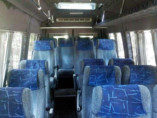 Заказ автобуса в Краснодаре крае-на море в горы ВА Фото 3