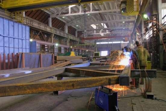 Изготовление металлоконструкций в Туле Фото 3