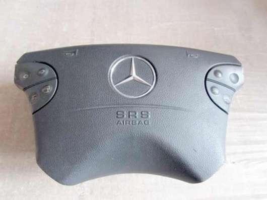 Подушка безопасности (airbag) в руль Мерседес w 210