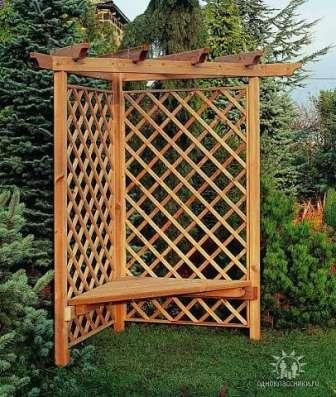 Шпалеры-деревянные решетки для окон беседок и оранжерей. в Пензе Фото 2