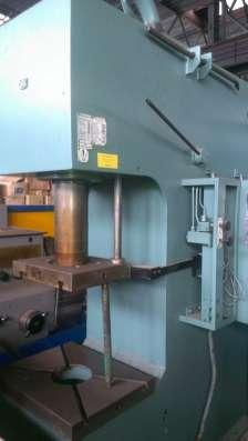 Пресс-автомат гидравлический PYE40(усилие 40т) в Челябинске Фото 4