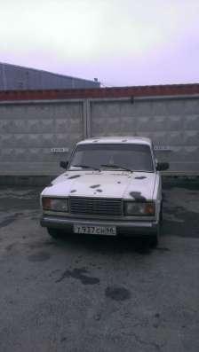 Продажа авто, ВАЗ (Lada), 2107, Механика с пробегом 48000 км, в Екатеринбурге Фото 1