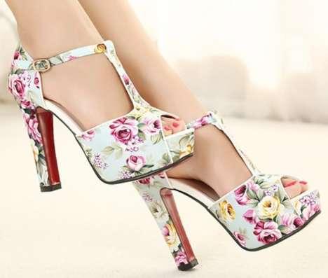 Шуба, платья, туфли, босоножки
