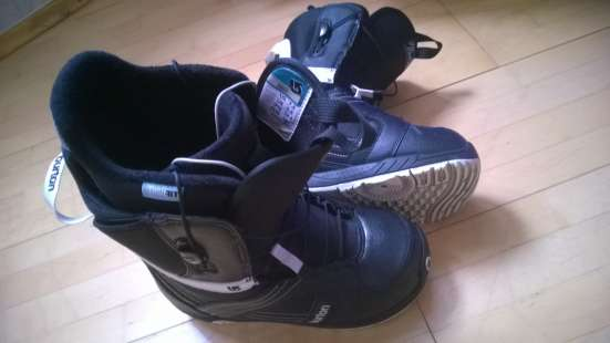 сноуборд ботинки Burton womens MINT.
