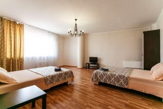 2-комнатные апартаменты в Тюмени Фото 5