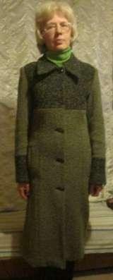 Пальто шерсть-кашемир 46 размер