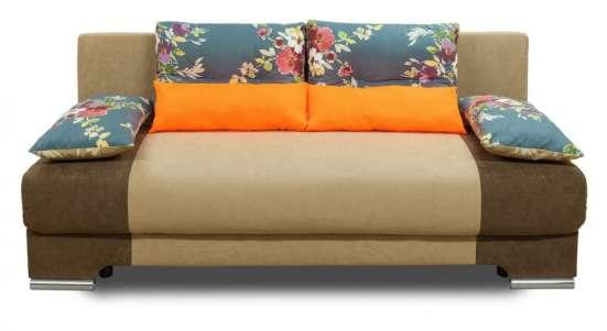 Прямой диван Киви Муд (подушки со съемным чехлом на молнии) в Екатеринбурге Фото 3