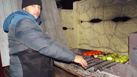 Выездное обслуживание банкетов. Красноярск Фото 4