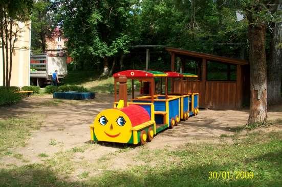 Деревянные домики и машины для детей в Подольске Фото 5