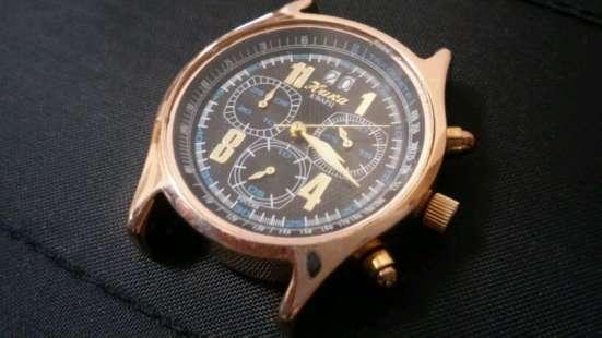 Золотые часы мужские в Омске Фото 1