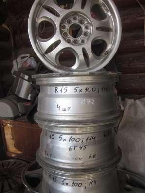 Диски литьё в Екатеринбурге Фото 1