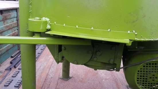 Миксер для смешивания резиновой крошки БАРК-60-1 в г. Киев Фото 1