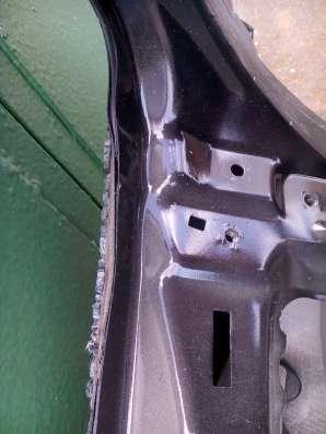 Мазда CX-7 крышка багажника б,у под ремонт в Москве Фото 3