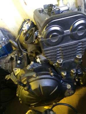 Двигатель KAWASAKI ER-6 в Новосибирске Фото 1