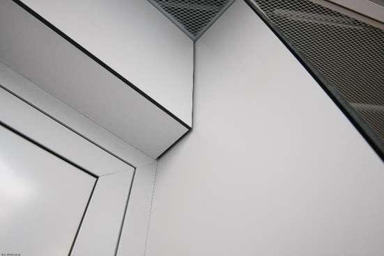 Resopal, resoplan, немецкие панели hpl, конструкционный пластик интерьерный